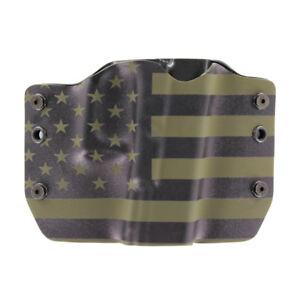 Remington Canik Desert Eagle OWB Kydex Holster USA Black /& Coyote