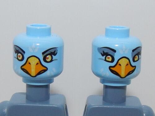 Lego Minifigure Head Legends Of Chima Eris H39