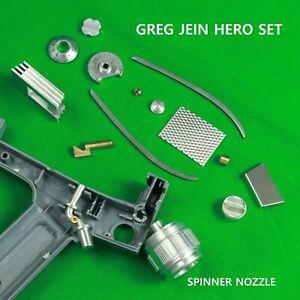 Star-Trek-TOS-P2-Jein-HERO-Metal-Parts-High-End-Trigger-Lockplate-D-Stines
