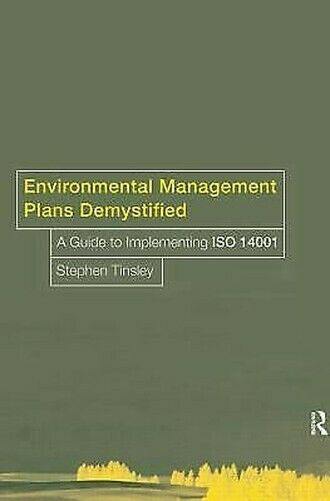 Umwelt Management Plans Entzaubert: A Guide To Iso 14001