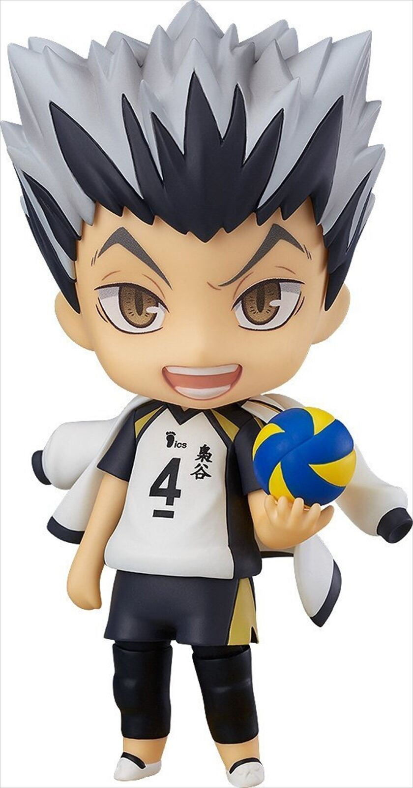 Orange Rouge Haikyu   Kotaru Bokuto Nendoroid Action Figure Reproduction