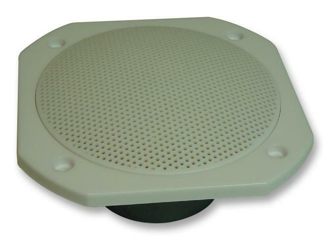 Lautsprecher WASSER RES 50W 8OHM blanco-Speaker-Audio Visual