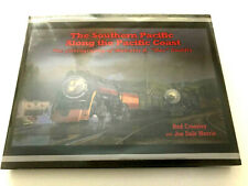 """RAILROAD BOOK """"SOUTHERN PACIFIC ALONG THE PACIFIC COAST"""""""