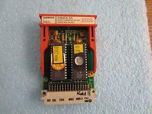 Siemens S5 6ES5 375-0LC41 Memory Submodule 16K x 8 BIT