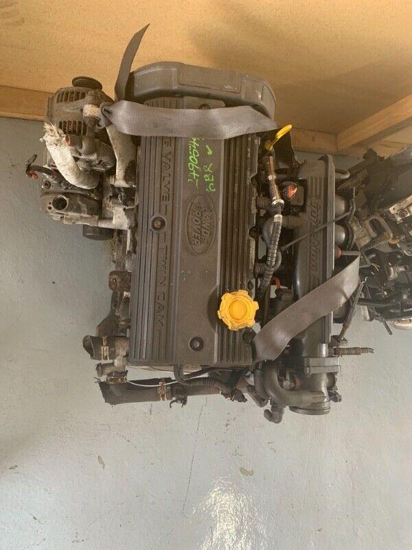 Land Rover 1.8i 18K engine for sale