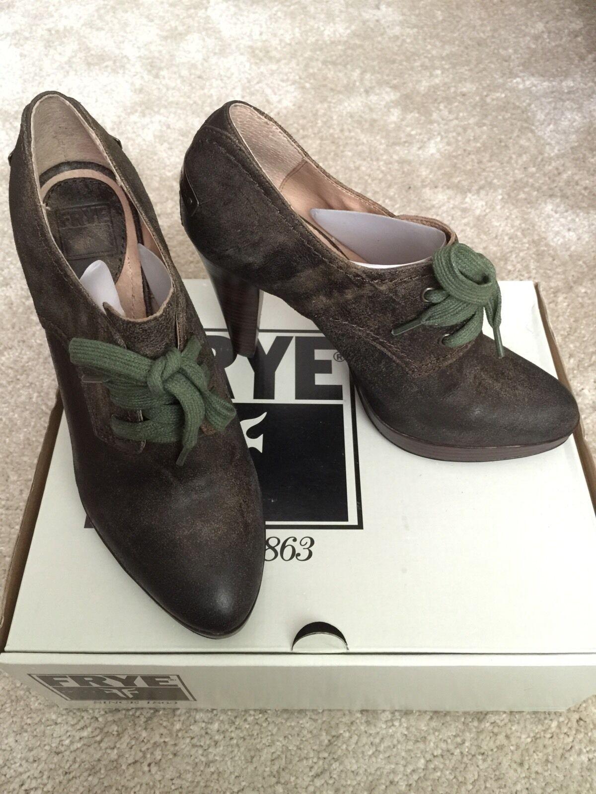 Frye Harlow Oxford Günstige und gute Schuhe