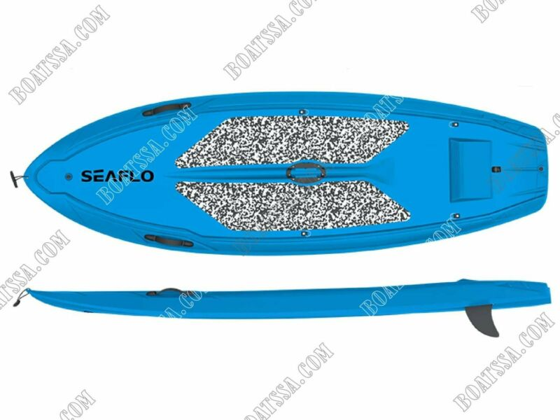 SEAFLO PADDLE BOARD WITH ANTI-SLIP MAT >100KG