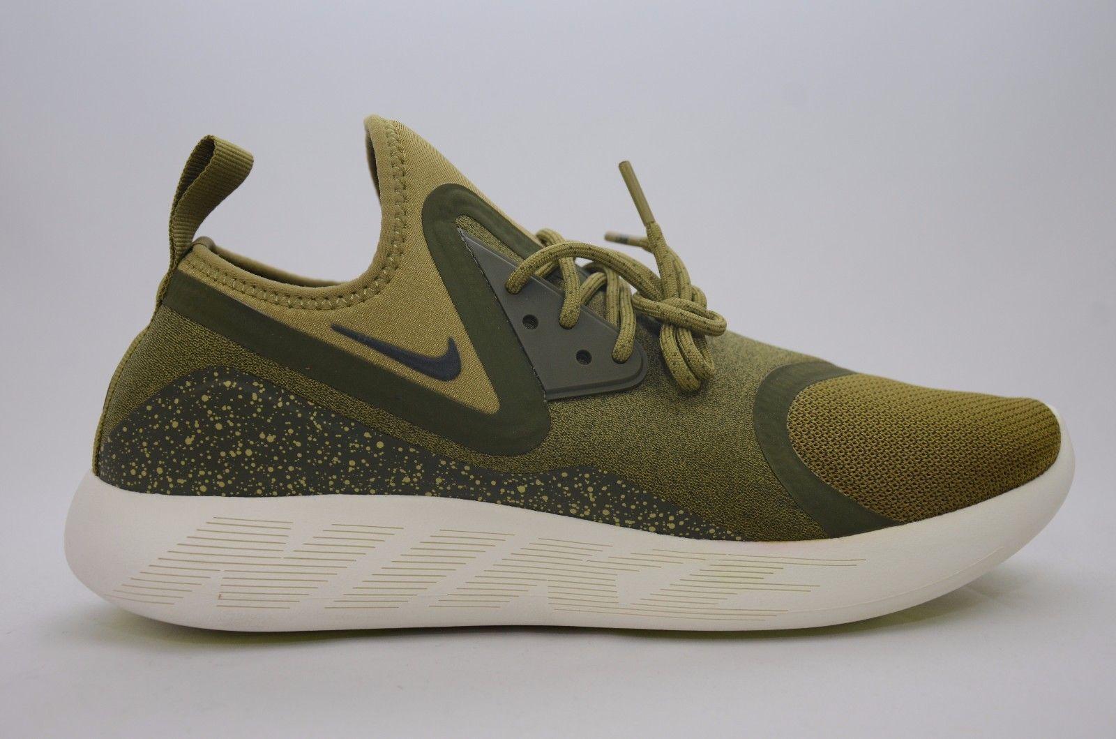 Men's NIKE Lunarcharge Essential Camper shoes 923619-300 Sz  11.5 (091206550048)