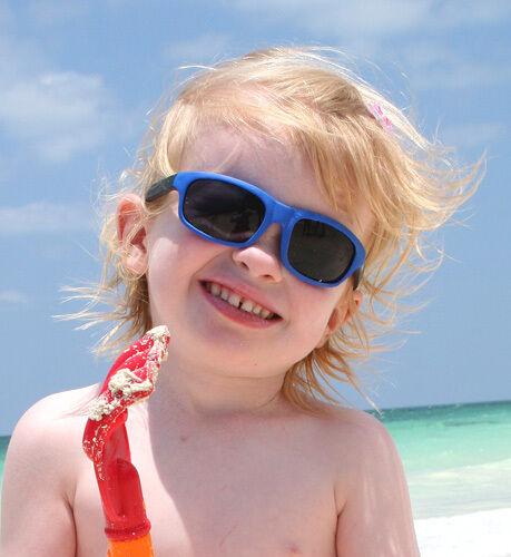 Kushies Baby Newborn Infant Toddler Kid/'s Protective Anti UV Sunglasses C551