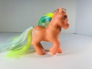 My Little Pony G1 Vintage Hasbro 1985 Twinkle Sparkle Eye Rainbow Party Time