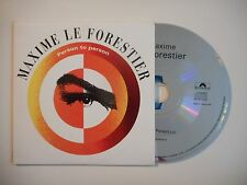 MAXIME LE FORESTIER : PERSON TO PERSON [ CD SINGLE PORT GRATUIT ]