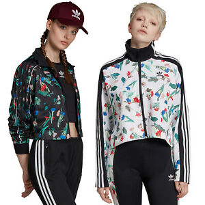 Details about Adidas Originals Bellista Track Top Women's Jacket Training short Sports