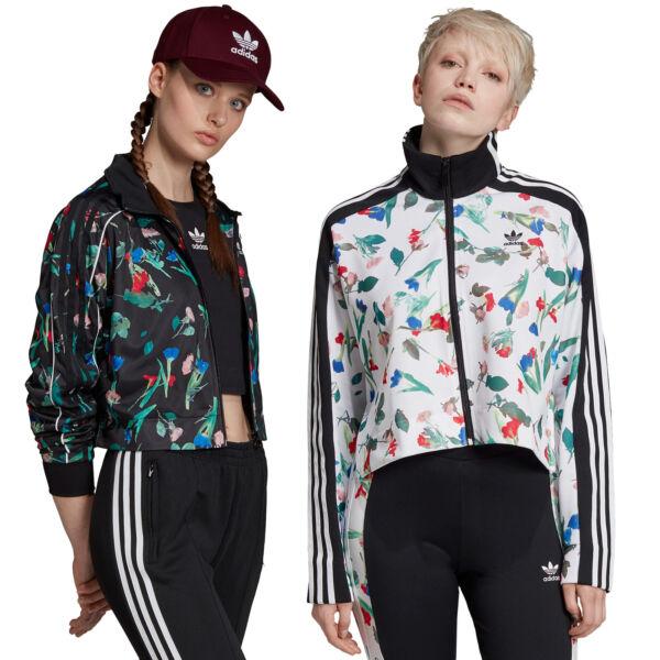 adidas Originals Bellista Track Top Damen-Jacke Trainingsjacke kurze Sportjacke