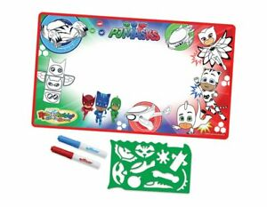 Cool-Create-Remarkables-PJ-Masks-Activity-Mat-No-Retail-Packaging-see-Pics