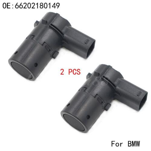 2PCS Parking Assist Sensor PDC For BWM 535i 650i 550i Z4 66202180149 66200306567