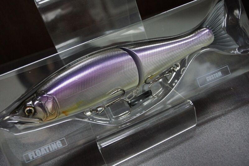 Gan Craft Unibile Artiglio Magnum 230 Type-F  M-02 Secret lila