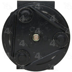 Four Seasons 57152 Remanufactured Compressor And Clutch