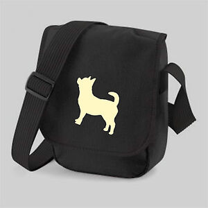 Chihuahua-Dog-Bag-Dog-Walkers-Silhouette-Reporter-Shoulder-Bags-Birthday-Gift