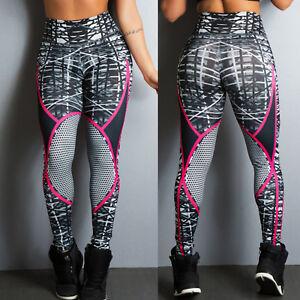 41ad22cc851c1b La foto se está cargando Deportes-mujer-Yoga-Fitness-Correr-Gimnasio-Stretch -cintura-