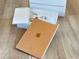 Apple iPad 128GB WiFi Cellular 8.Generation weiss / gold