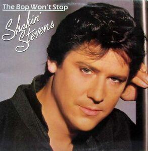 SHAKIN-039-STEVENS-The-Bop-Won-039-t-Stop-LP