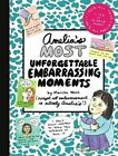 Amelia's Most Unforgettable Embarrassing Moments by Marissa Moss 9780689870415