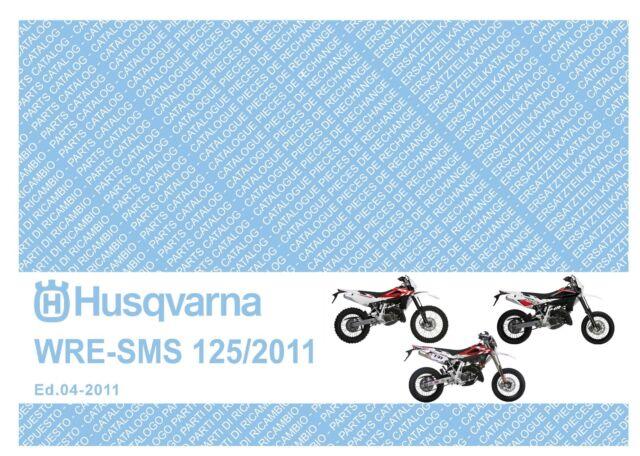 husqvarna sm 125 2011 manual