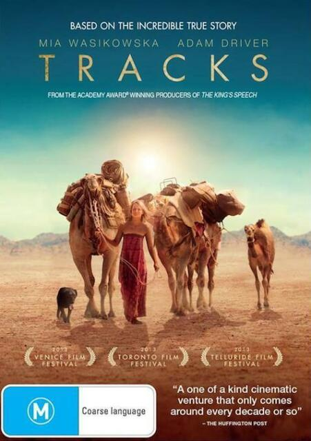 TRACKS : NEW DVD