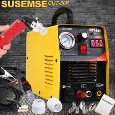 Pilot Arc Cnc Plasma Cutter Cut50 Dc Inverter 15mm 110v220v 50amp Consumables
