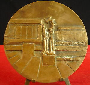 Medal-Hungary-Salgotarjan-Varos-Tanacsa-Tol-by-Medal-Magyarorszag