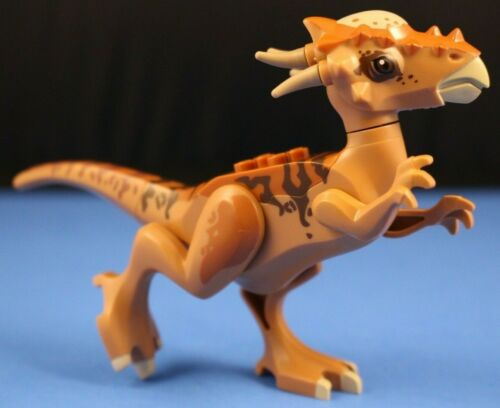 LEGO® Brick JURASSIC WORLD™ 75927 Stygimoloch Dinosaur 100/% LEGO Animal Horns