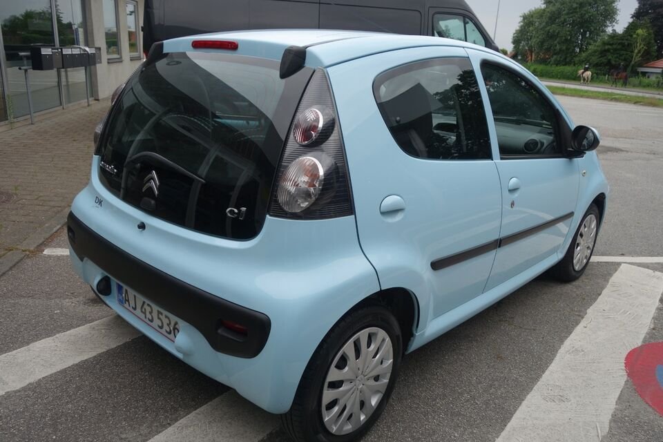 Citroën C1 1,0i Seduction Benzin modelår 2013 km 145000