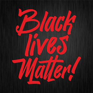 BLACK-LIVES-MATTER-George-Floyd-Breathe-Rot-Auto-Vinyl-Decal-Sticker-Aufkleber