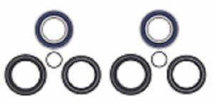 Both Front Wheel Bearing Seal TRX500FM Foreman 4x4 S 2005 2006 2007 2008
