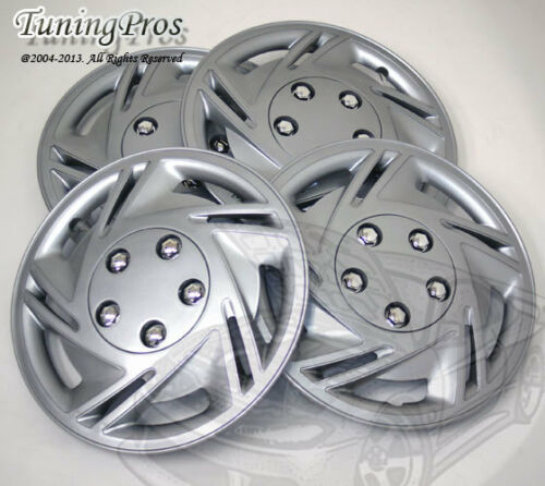 "4pcs Qty 4 Wheel Cover Rim Skin Cover 14/"" Inch Style 602 14 Inches Hubcap"