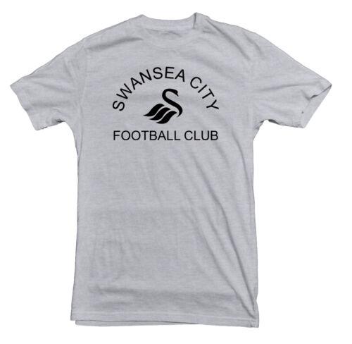 Swansea City Basic Logo Soccer Tee
