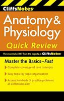Cliffsnotes Anatomy And Physiology Quick Review, 2ndedition (cliffsnotes Quick R on sale