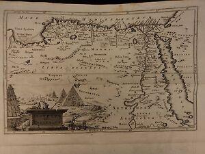 1736-1st-ed-EGYPT-Alexander-the-Great-Wars-GREECE-Persia-Syria-MAPS-Mesopotamia