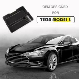 Vassoio-per-console-centrale-Tesla-Model-3-porta-monete-portabicchieri-scatola