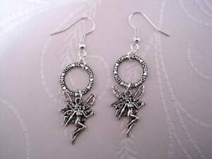 Fairy Hoop Earrings