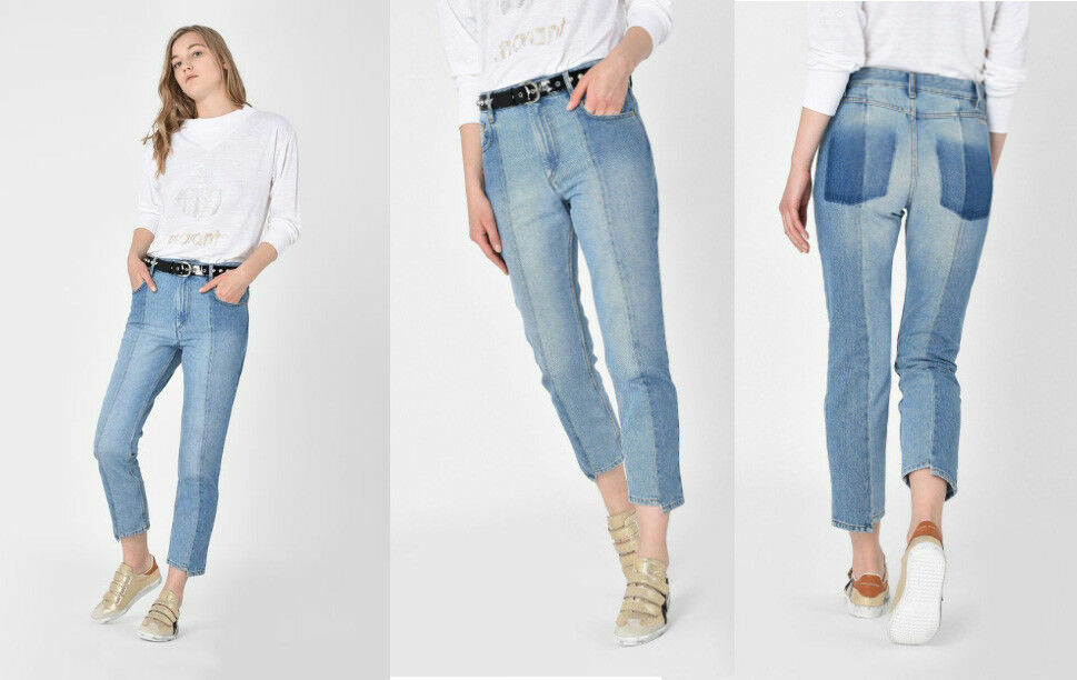 NWT etoile Isabel marant clancy Jeans size 36