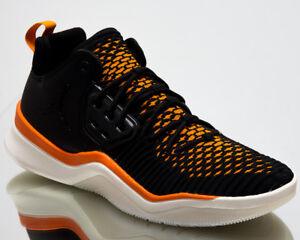 38696457e Jordan DNA LX Men New Sneakers Mens Black Sail Copper Flyknit Shoes ...