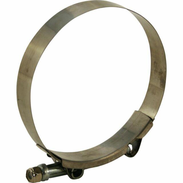 SAAS Hose Clamp - Stainless Steel, 57mm