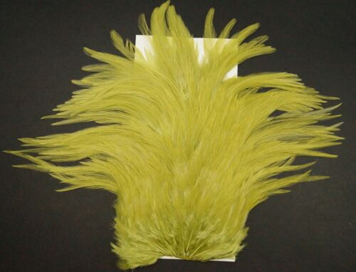 Hareline//Metz Pastel UV2 Flatwing Saddles Fly Tying Six Colors to Choose From