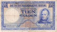 Nederland - Netherlands 10 Gulden 1945 II Willem I Pn 46-2 - 1AM444001
