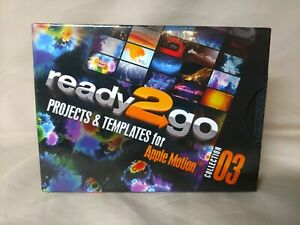 Details about Digital Juice - Ready2Go Pro Projects and Templates - Apple  Motion Collection 03
