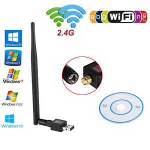 600Mbps-USB-Wireless-WiFi-Network-Adapter-802-11n-g-b-LAN-Card-Dongle-w-Antenna