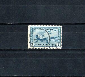 LIQUIDATION - CANADA USED - SCOTT # C8  AIR POST - 1942/43 - CDS