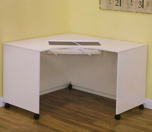 Image Is Loading Arrow Cabinets Mod Corner Sewing Cabinet Table 2021