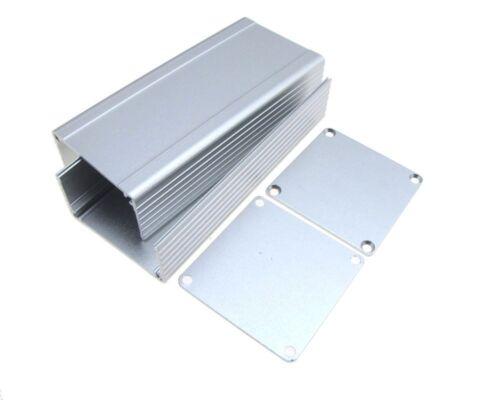 Silver Aluminum Project Box Enclousure DIY 100*46*46mm